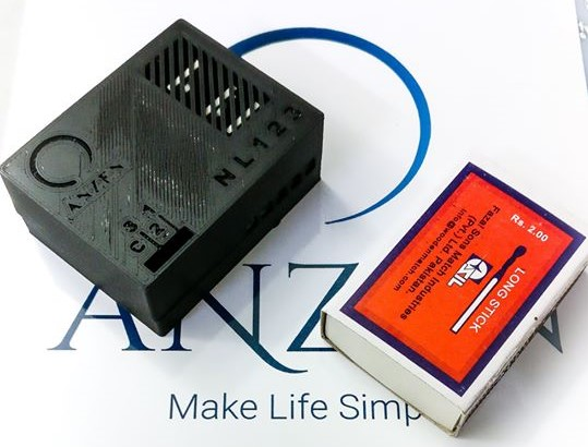 Anzen's IOT automation product