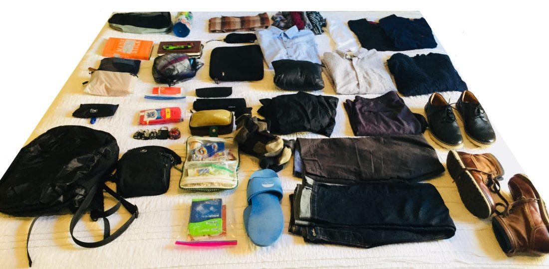 7 Amazing hacks for organizing travel bag