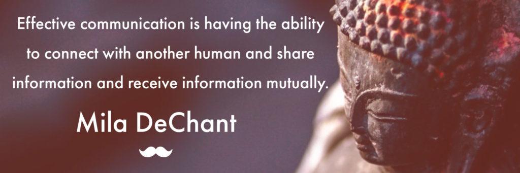 Effective Communication Focuses on Relationship Building