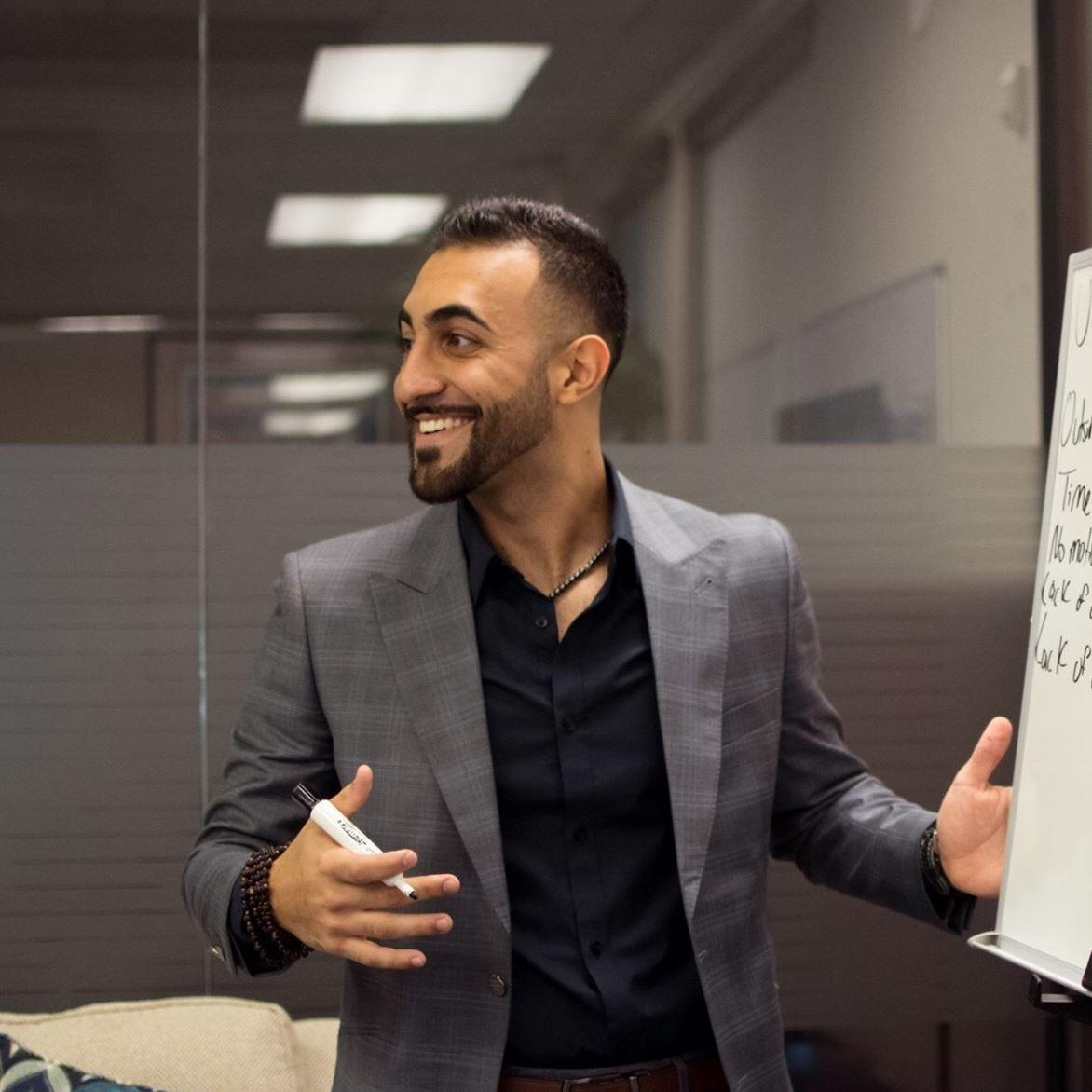 Omid Kazravan Shares His Success Mantra And Opens Up On Being An Influencer