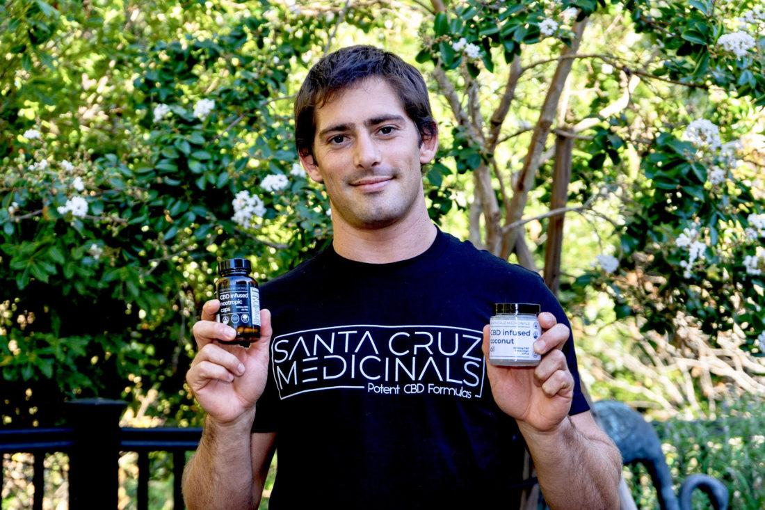 Santa Cruz Medicinals' CEO Brendan Ruh: The New Face of CBD