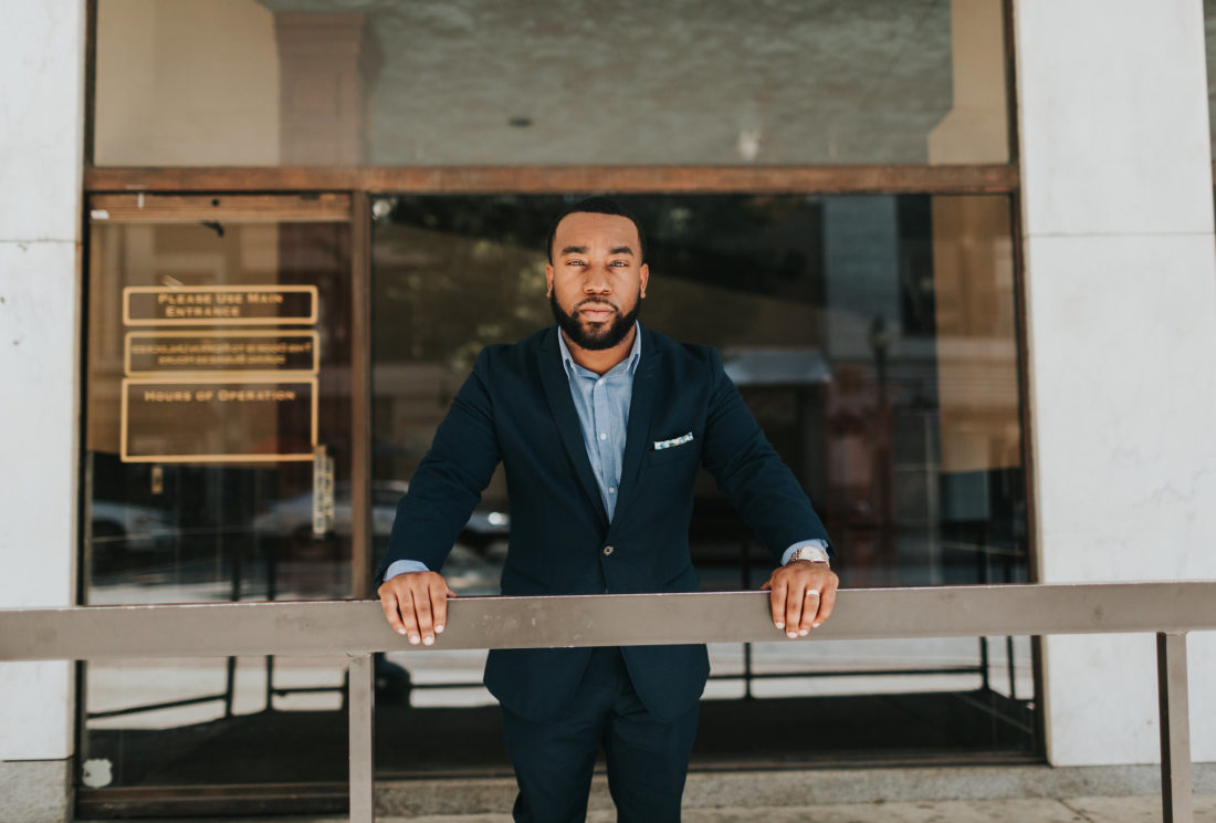 How A Young Entrepreneur Overcame Self-Doubt To Thrive As A Podcast Host