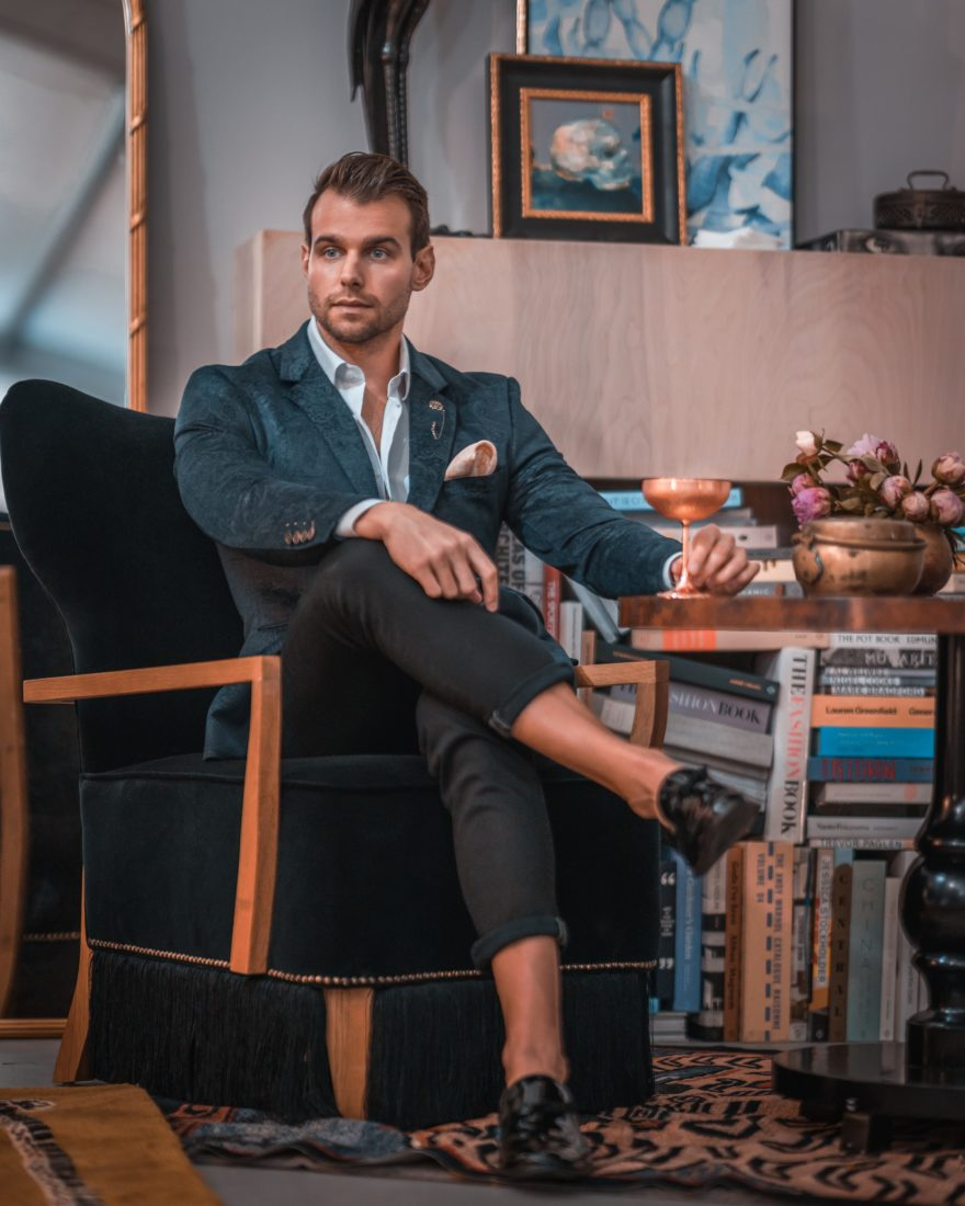 Patrick Van Negri Makes Building a Personal Brand Easy; Here's How