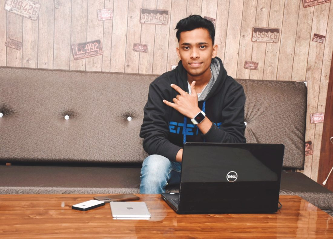 Akhilendra Sahu World's Youngest Serial Entrepreneur