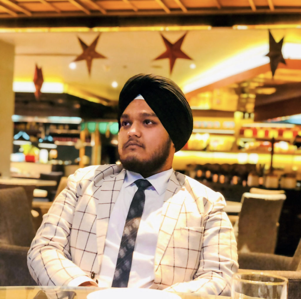 Jaspreet Singh Bushi, A Young Digital Marketer With A Motto Of Empowering The Youth