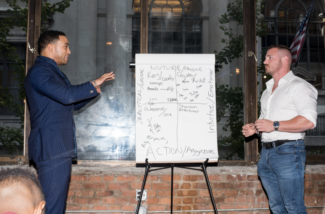 Are You A Public Speaker? Here's How to Generate Irresistible Levels of Rapport Whenever You Want, With Marion Cain III