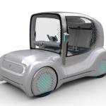 Capsule cars to avoid traffic jams!
