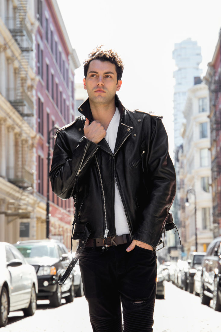 Meet Anthony Consiglio, The International Model Changing The Dynamics Of The Acting Through His Style!