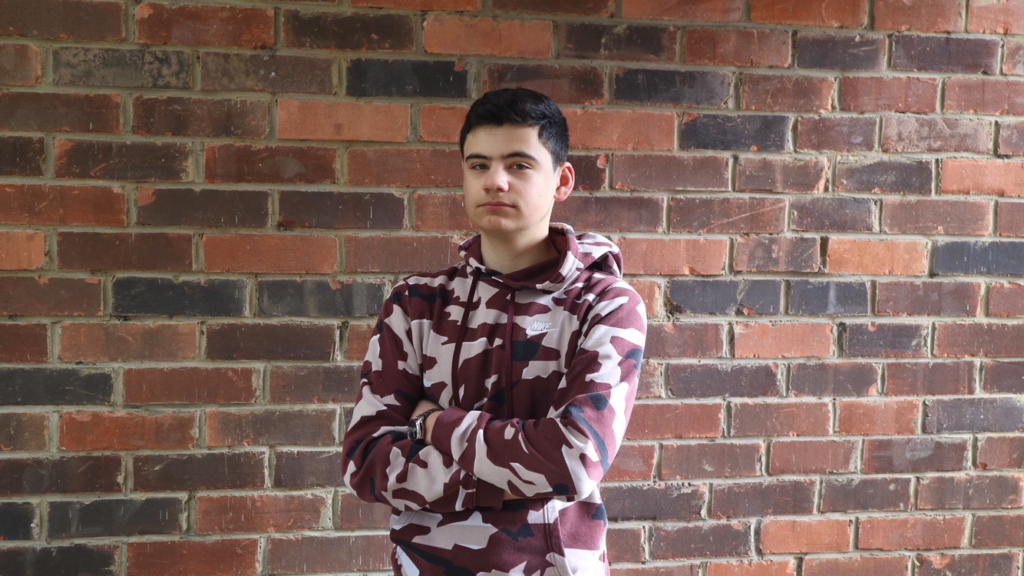 The 15 year old closing deals with multi-million dollar companies – Laurence Moss