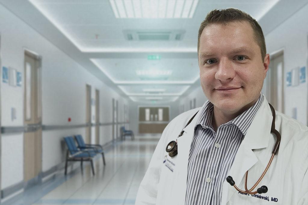 Dr. Albert Chmielewski Discusses His Journey Through Medicine