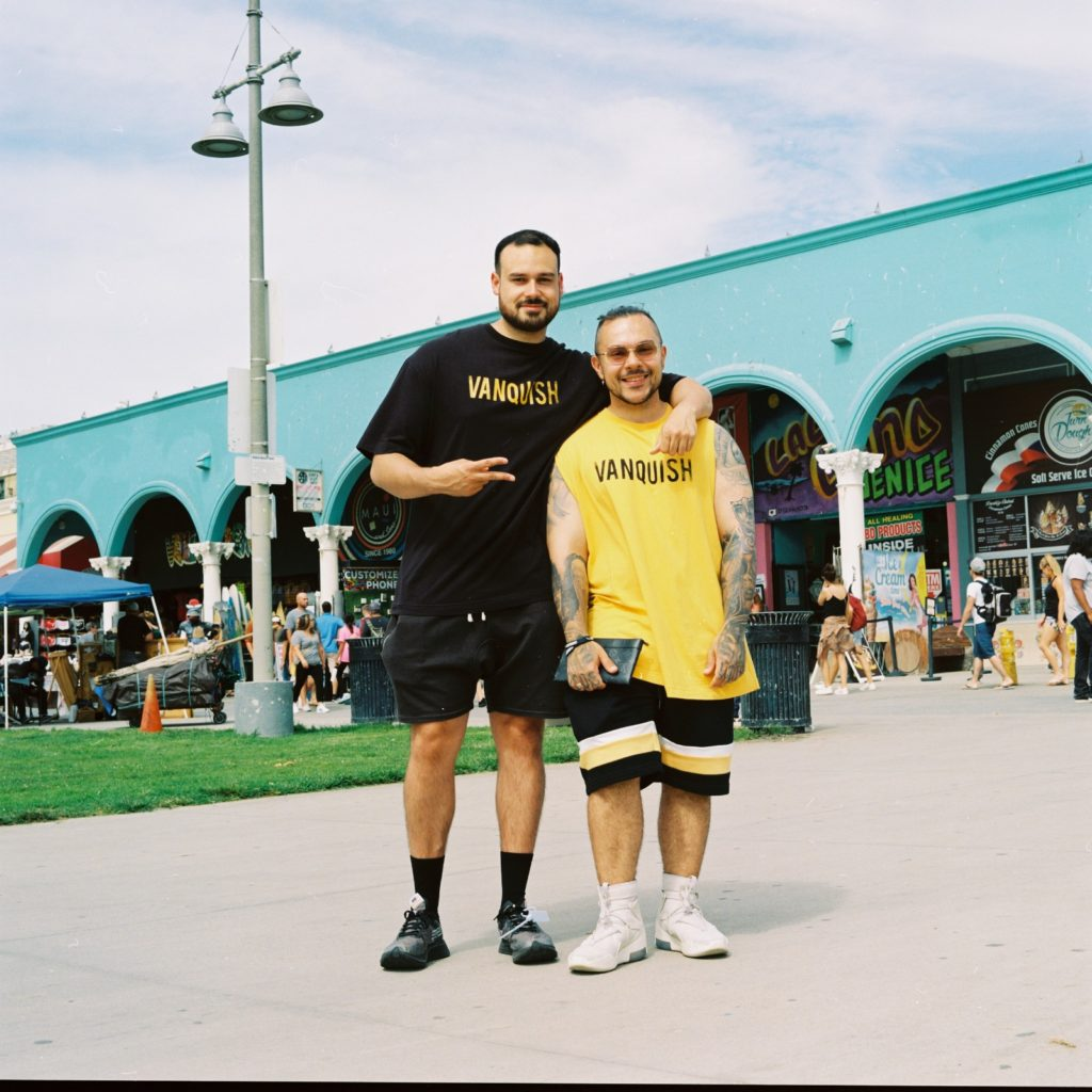In A league of Their Own: Ruben O'Brien and Oliver Maloney's Vanquish Fitness