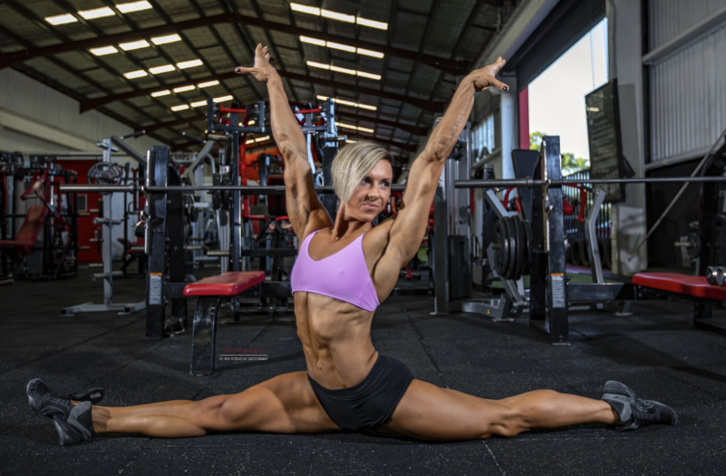 How Tony Gnap Became the #1 Leading IFBB Fitness Pro in Australia