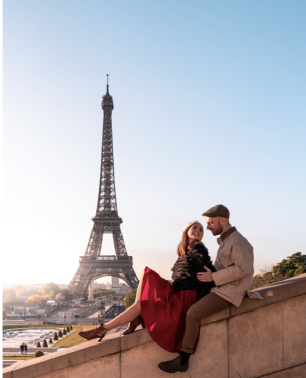 How This Couple Began Monetizing A Brand While Traveling The World