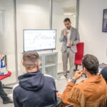 Planning to invest this year as a trader then connect to Trading expert Mickael Daussy