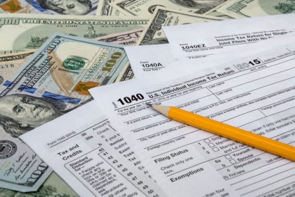 What Happens If You Owe The IRS Money And Don't Pay?