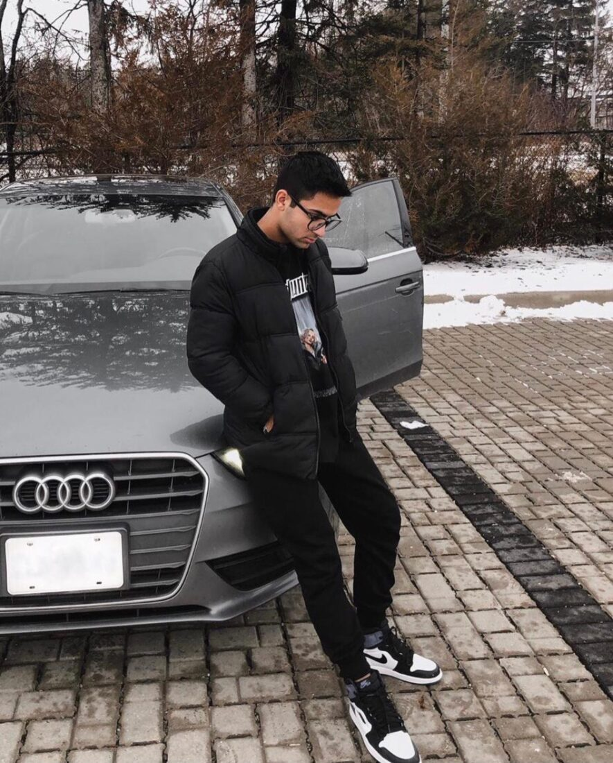 Taking the e-commerce space by storm, excelling at the sneakers niche is Canada's Mohammad Edris Hashimi, aka Idrees kickz.