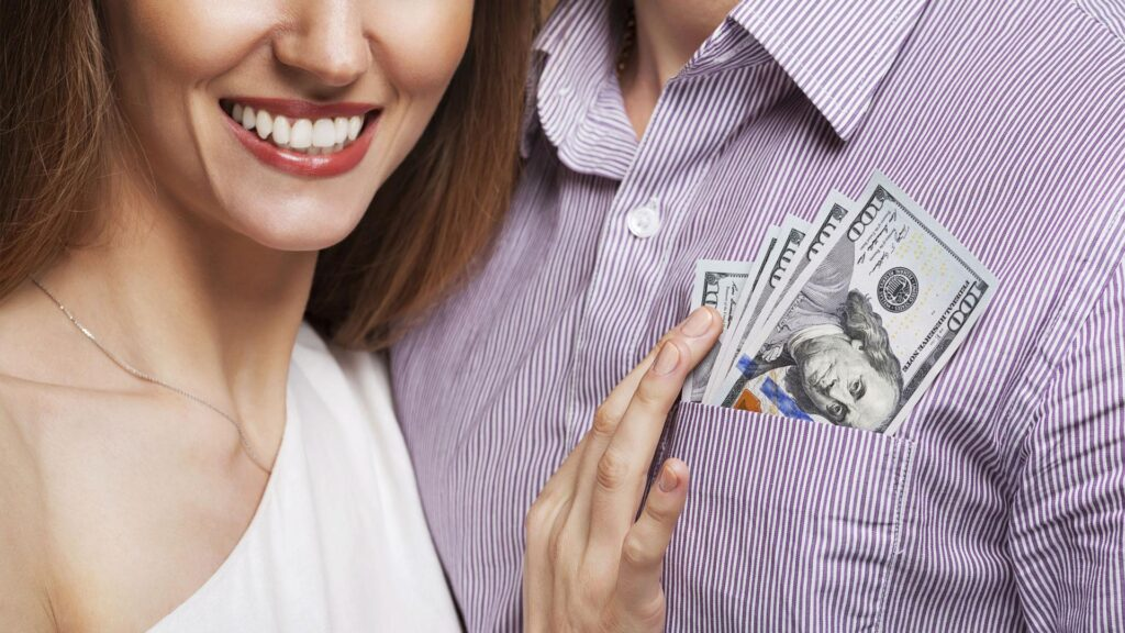 How To Get A Sugar Daddy To Give You Money?