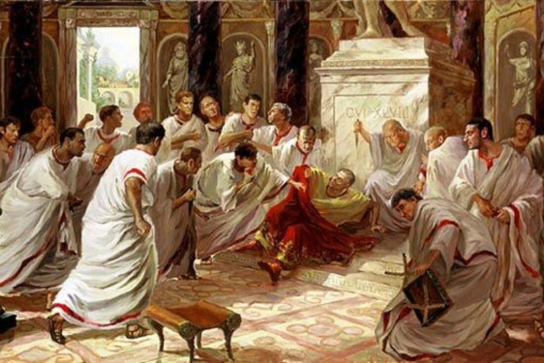 How Did Julius Caesar Die?