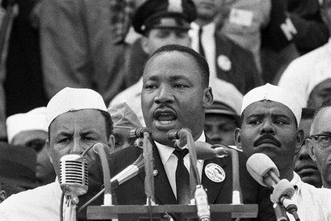 How did Martin Luther King die?