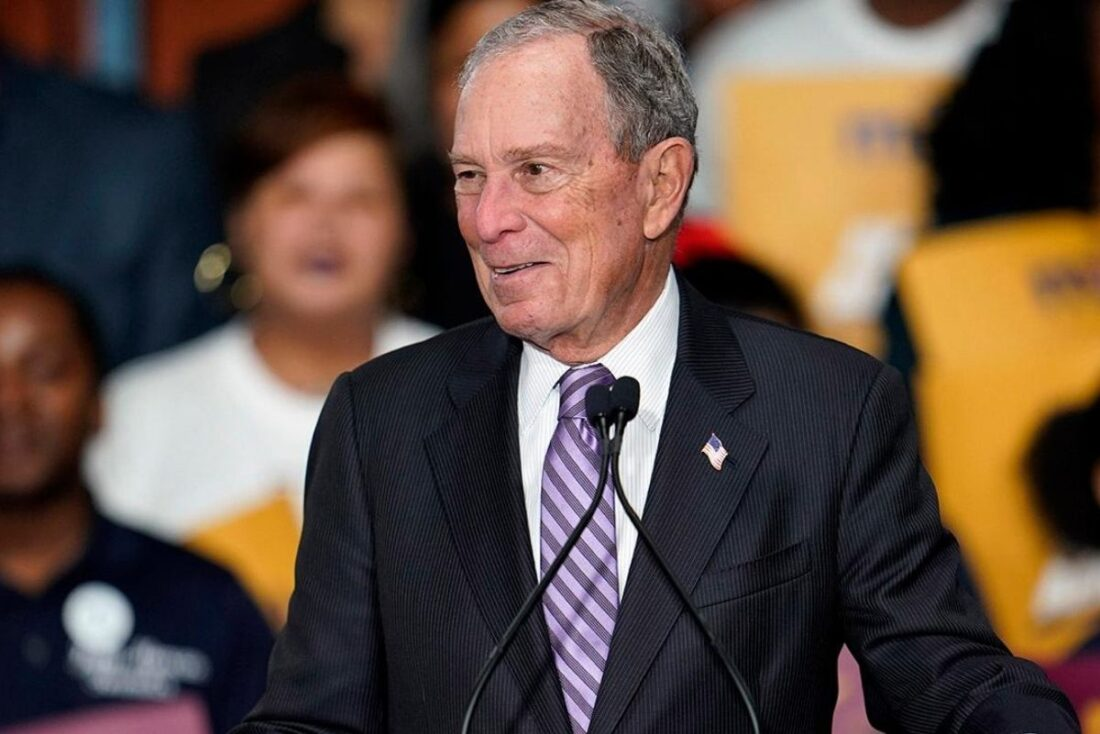How Much Is Mike Bloomberg Worth?