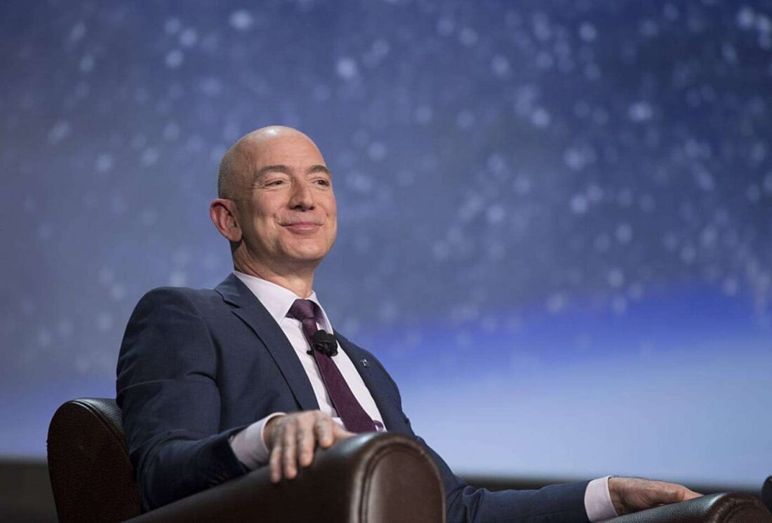How Much Does Jeff Bezos Make An Hour?
