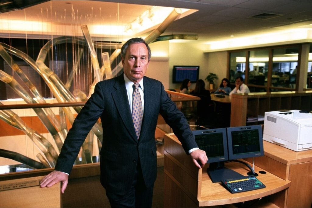 How Did Mike Bloomberg Make His Money?