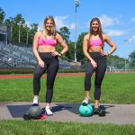 Carly and Maddie Biron, Young Trainers Promote 'Fitness Is Not One Size Fits All' with Their reforming Training Programs
