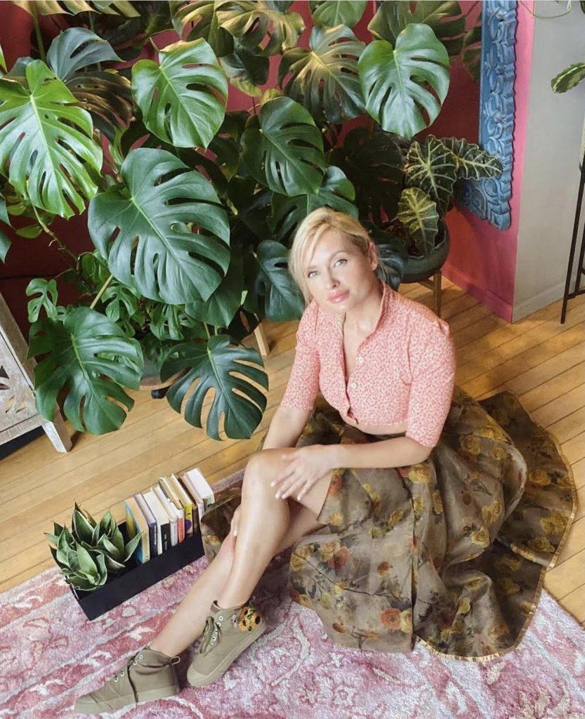 Meet Lida Mankovskaya, Who Is Taking over the World of Houseplants with Spirit Plants